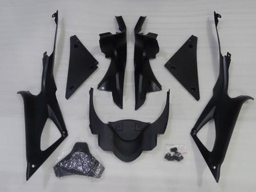 2007-2011 Ducati 1098 1198 848 Fairing Kit Shell Fairing Kit Black White