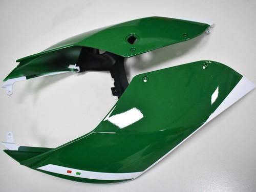2012-2015 Ducati 1199 899 White Black Injection Body Cover Fairing Kits