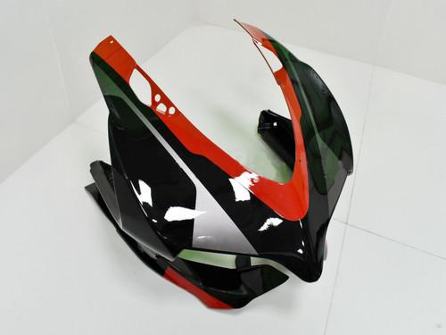 Fairing Kit Bodywork ABS fit For 2012-2015 Ducati 1199 899 Red Black Silver-Gray