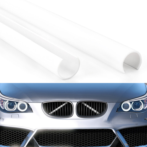 Support Grill Bar V Brace Wrap 51647245789 Fit For BMW E60 White