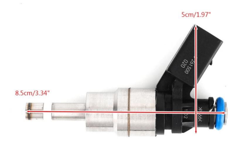4Pcs 06F906036A Fuel Injectors Fit For Audi A3 VW B6 PassatVW Jetta MK5 2.0T Golf MK5 GTI 2.0T 06-08