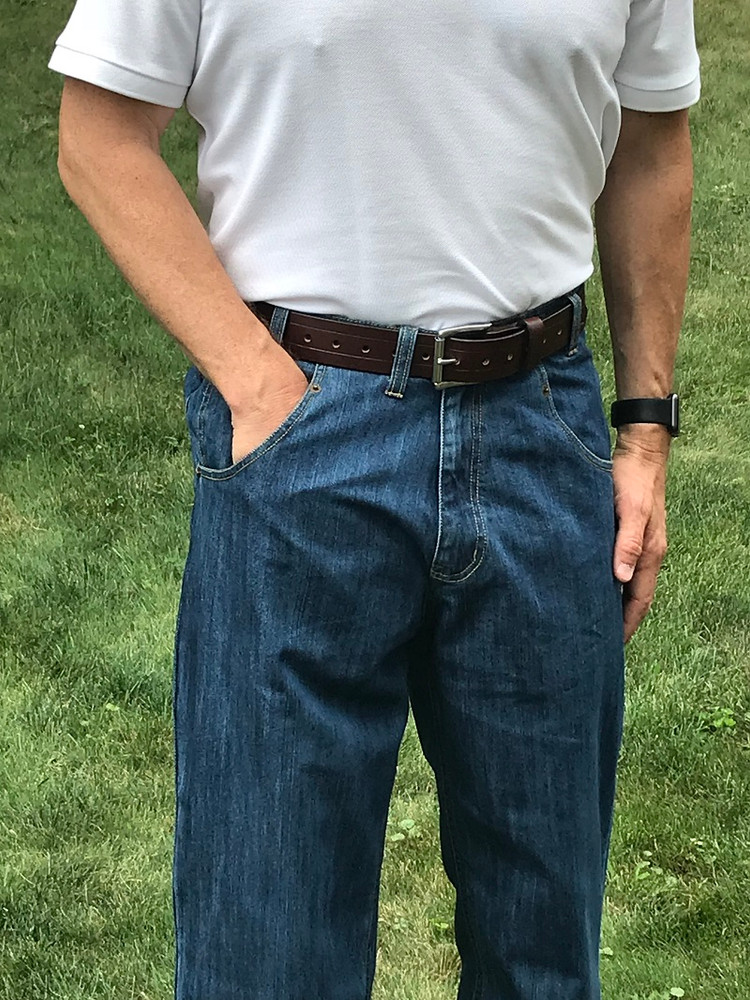 CCW Breakaways Concealed Carry Jeans, Full Gun Grip in Concealment