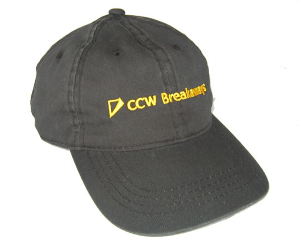 CCW Breakaways Instructor's Hat