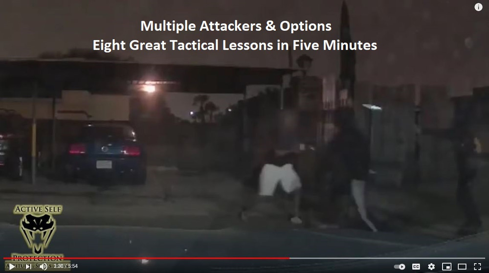 Paying Attention Buys You Time and Options with Multiple Attackers