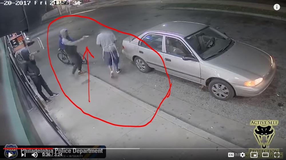 Carjacking and Situational Awareness