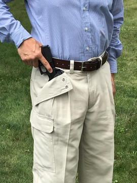 Stone Concealed Carry Cargo Pants
