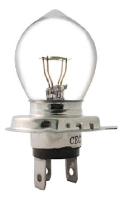 Incandescent Bulb Scooter Motorcycle 12V 60//60W P45t DOT