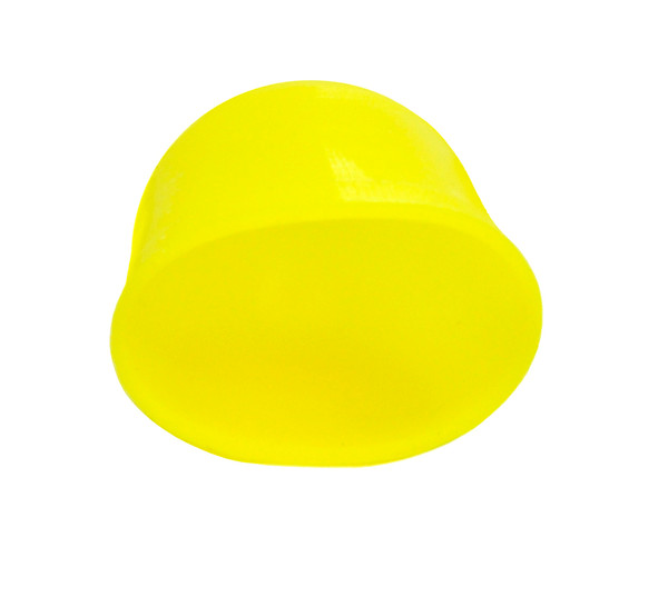 Yellow Bulb Cover Cap Boots 5-Pack 10mm T3.25 194 47 G3.25 fits 193 44
