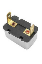 Nuts//Washers 10 Amp Type II Auto Reset CB128-10 10A Type 2 Circuit Breaker
