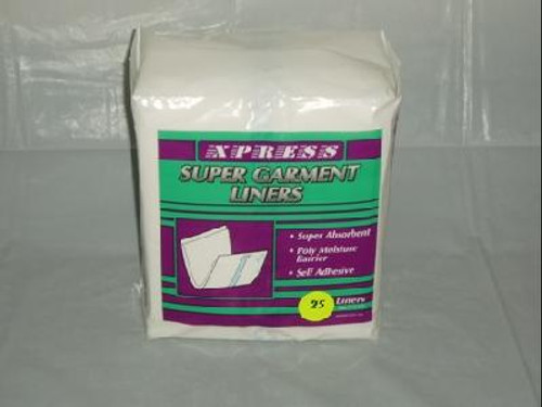 "XPRESS Super Garment Liners 7""x17"""