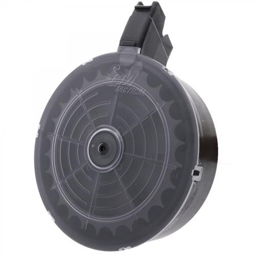 SGM Tactical Vepr 12 guage 25 round drum magazine