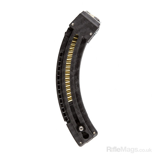 HCMAGS HC3R .22LR 25 round (25+20) Gen II magazine for Ruger 10/22