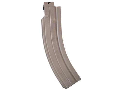 Plinker Tactical 35 round .22LR magazine S&W M&P 15-22 - flat dark earth