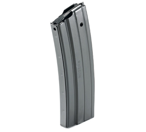 Ruger Mini-14 30 round blued steel .223 magazine