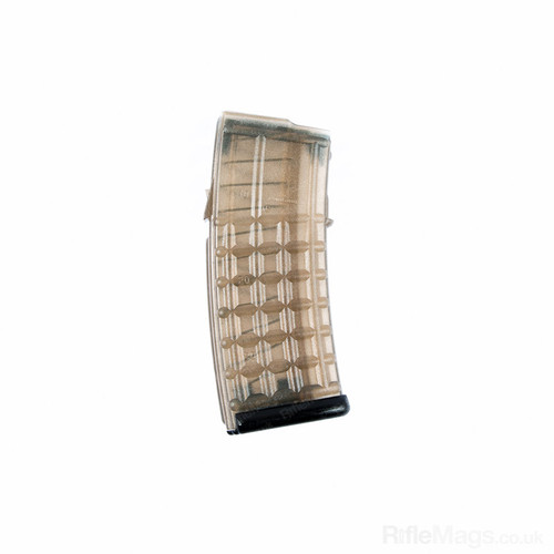 Steyr AUG 30 round .223 magazine - black floorplate/baseplate