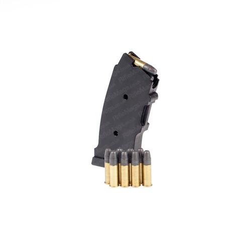 CZ 10 round 10 shot magazine in .22LR for CZ 452, CZ 453, CZ 455 and CZ 512 rifles. Also fits Norinco JW-15 and Puma rifles.