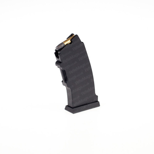 CZ 10 round 10 shot magazine in .22LR for CZ 452, CZ 453, CZ 455 and CZ 512 rifles. Also fits Norinco JW-15 and Puma rifles.