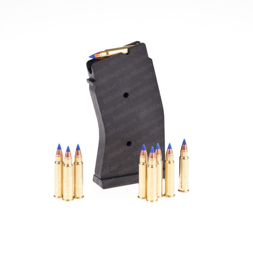 CZ 10 round 10 shot .17HMR .22WMR magazine for CZ 452 & CZ 453 rifles.