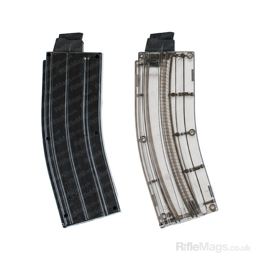 Black Dog 25 round Sonic X .22LR magazine