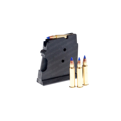 CZ 5 round 5 shot .17HMR /22WMR magazine for CZ 452 & 512 rifles.