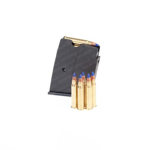 CZ 5 round 5 shot steel .17HMR & .22WMR magazine for CZ 452 & CZ 453 rifles.