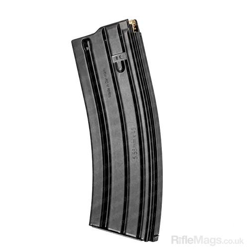 H&K HK416 AR15 30 round steel 223 Rem 5.56mm magazine
