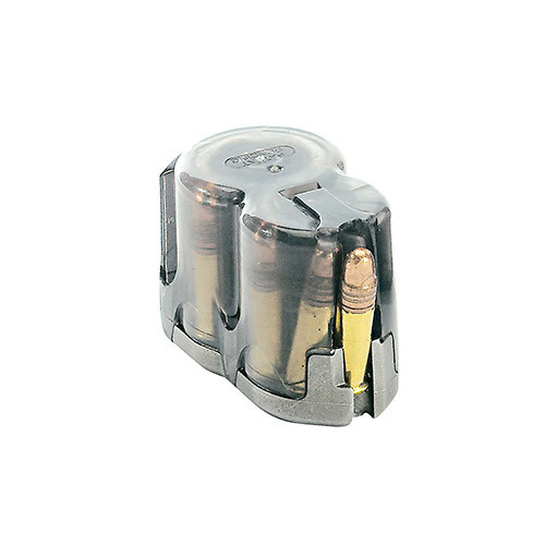 Browning 10 shot T-bolt .22LR magazine - rotary double helix magazine holding 10 rounds