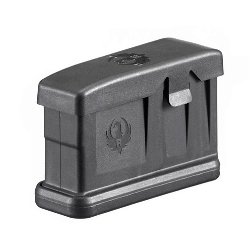 Ruger Precision Rifle & AICS 3 round .308 magazine
