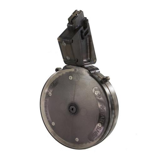 Black Dog 50 round .22LR drum magazine for HK416 G36 M4 M16 ARX160