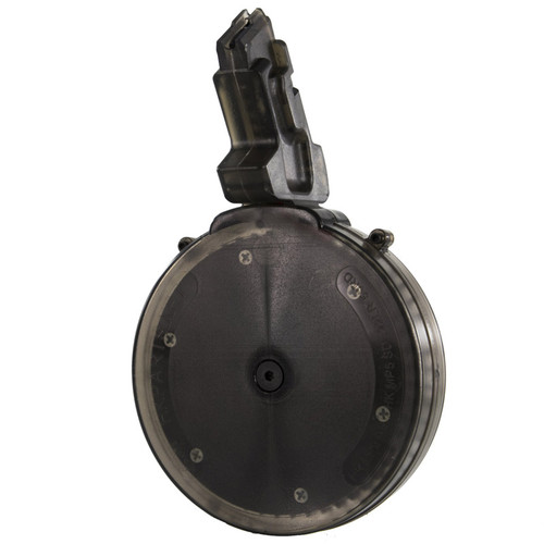 Black Dog 50 round .22LR drum magazine for HK MP5 (Walther)