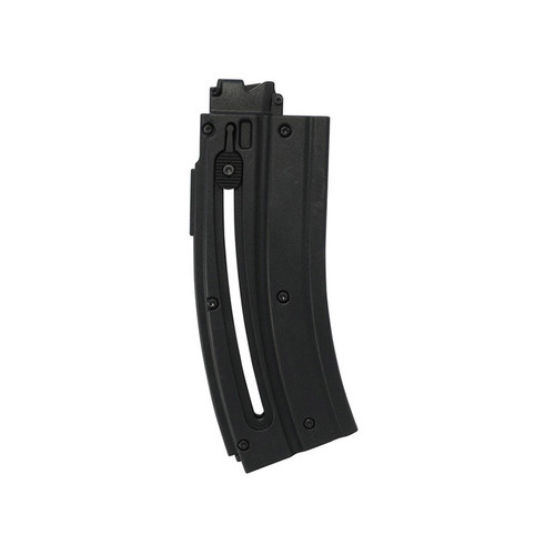 Walther .22LR 20 round magazine for Colt M4 M16 HK416 G36 Beretta ARX160 Hammerli Tac R1 - Black