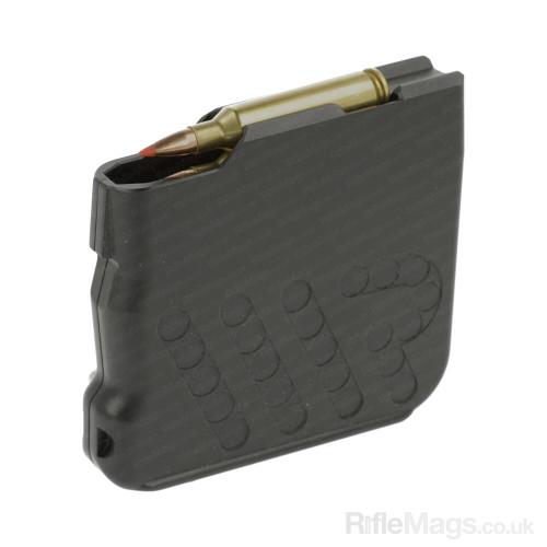 WR Waters Rifleman Tikka T3 & T3x fit 6 round aluminium 6mm BR .22-250 magazine