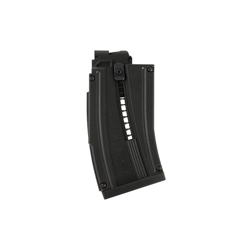Anschutz 10 round black .22LR magazine for MSR RX22