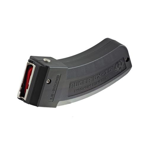 Ruger BX-15 Magnum 15 round .22 WMR and .17 HMR magazine (90585)