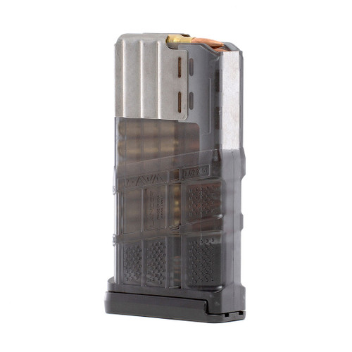 Lancer Systems L7AWM 20 round magazine .308 7.62mm smoke (steel lips)