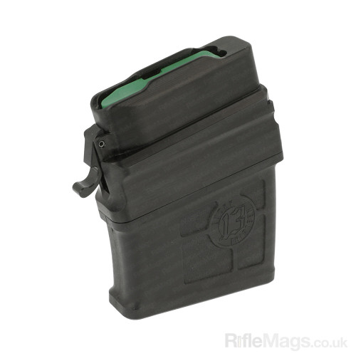 Lucky 13 Ruger American 10 round .223 .204 magazine