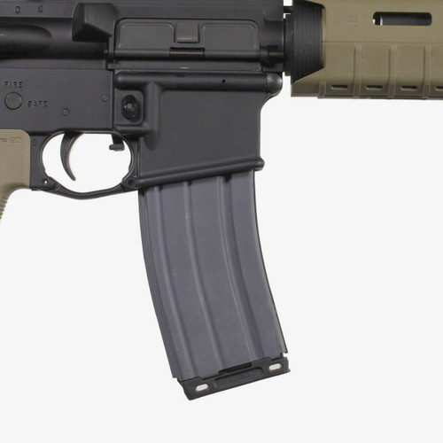 Magpul L-Plate bumpers for USGI magazines 5.56x45 (3 Pack) (MAGP-MAG024-BLK)