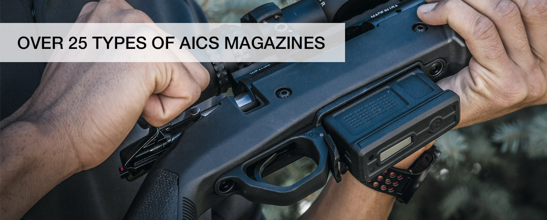 RifleMags co uk - the rifle magazine specialists, based in Nottingham UK