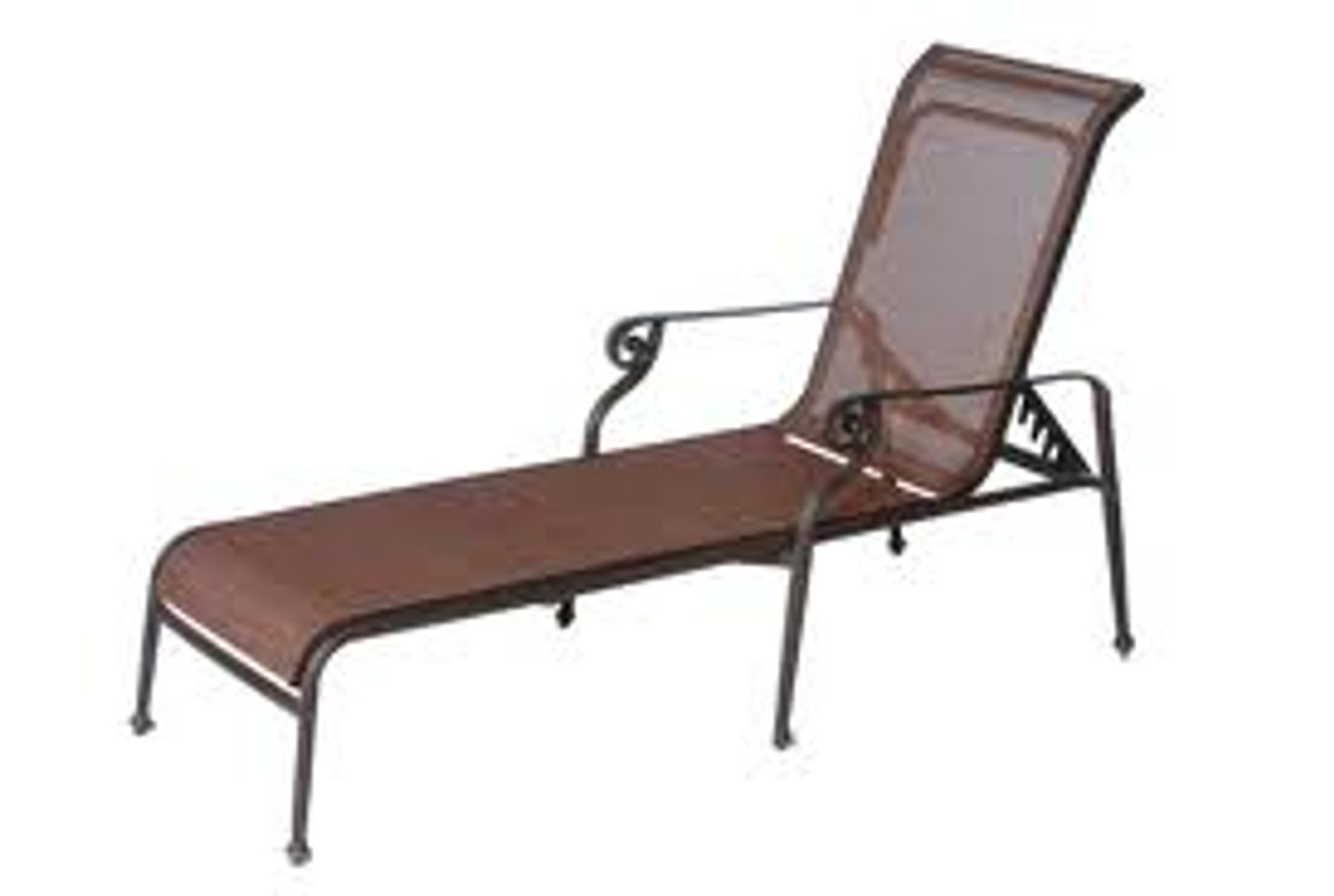 Two Piece Chaise Sling