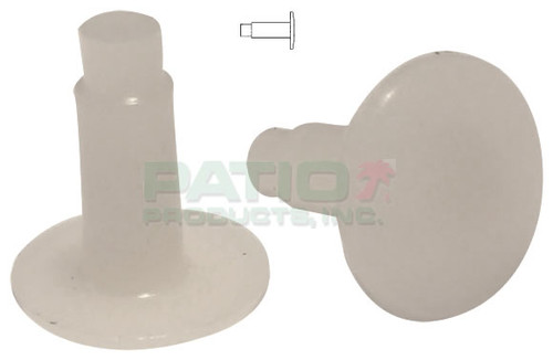 30-510 Small Solid Shank Double Wrap Rivet