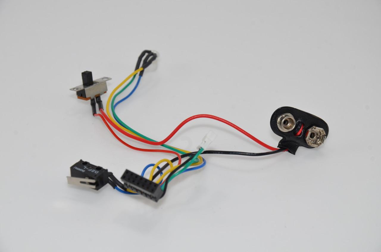 Bob Long Intimidator - 2k2 14 Point Main Wire Harness #2