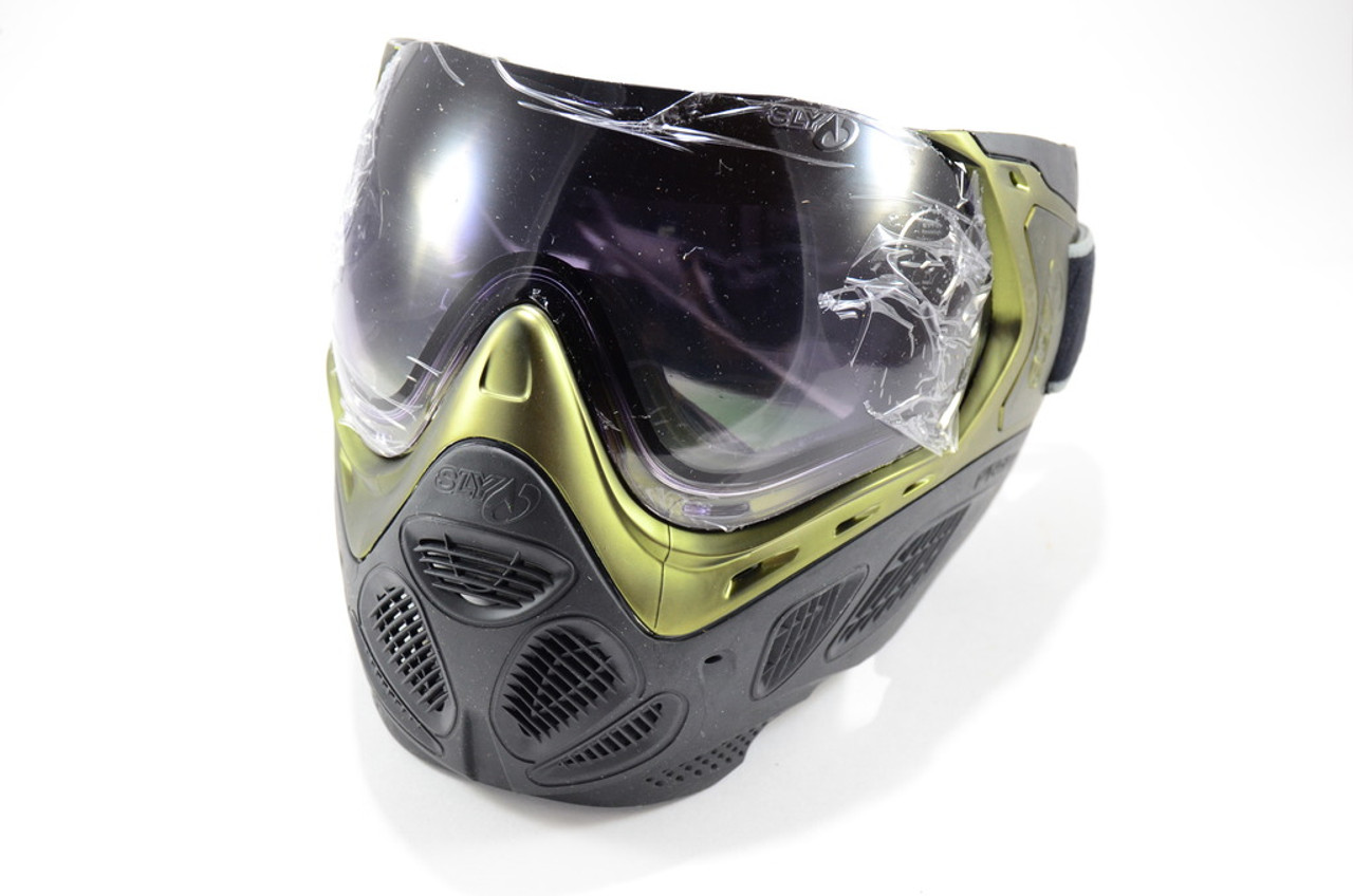 Sly Paintball - Profit Goggles - Black/Olive