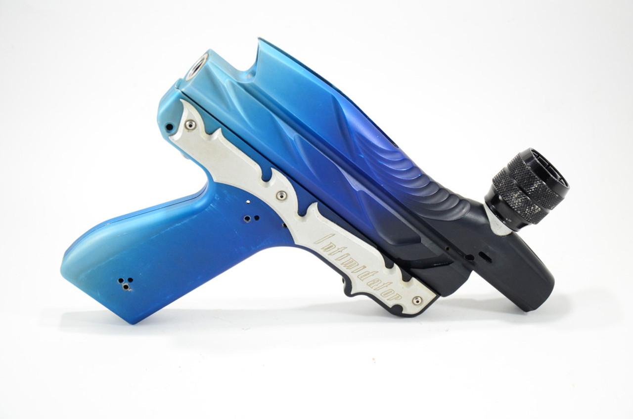 Bob Long Intimidator - 2k2 Body Kit - Gloss Black / Gloss Blue Tri-Fade