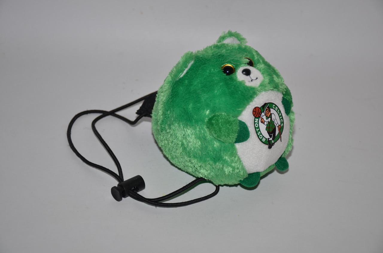 DaPoofyHairedDudes Custom Barrel Cover - Boston Celtics