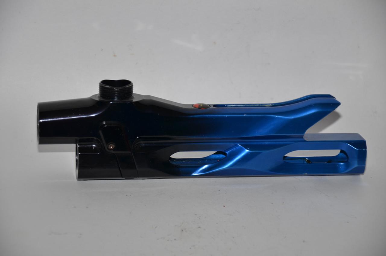 Bob Long Intimidator - 2k5 Warped Sportz Dark Body - Gloss Black / Blue Fade