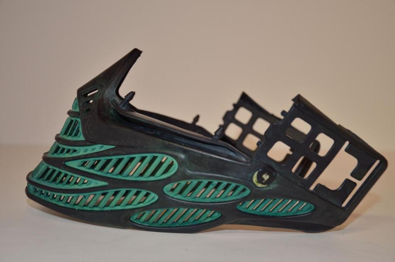 JT Flex 8 Bottoms - Custom Dyed Black / Green