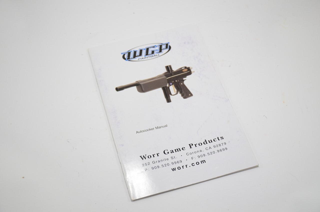 Original WGP Autococker Manual