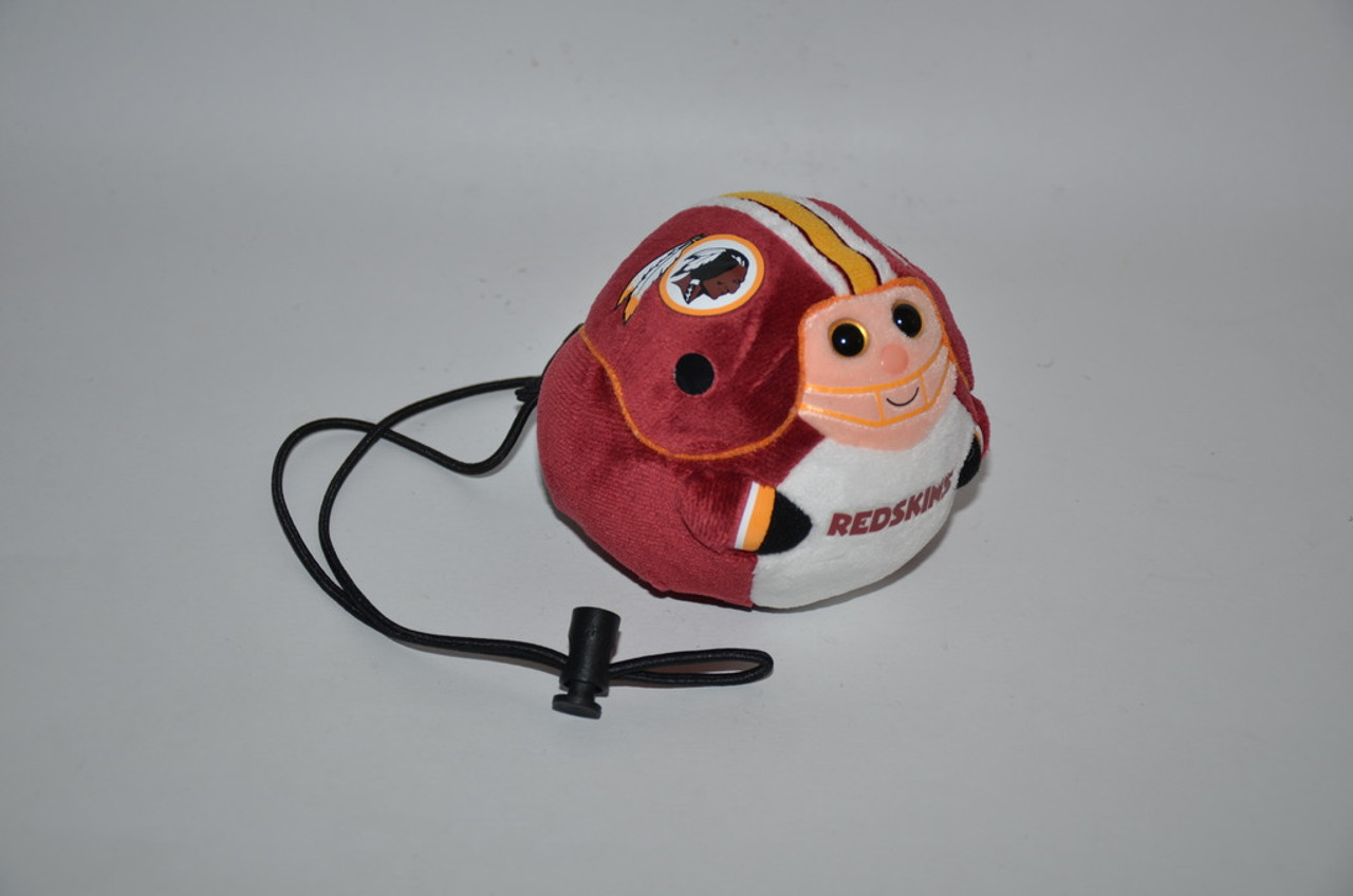 DaPoofyHairedDudes Custom Barrel Cover - Washington Redskins