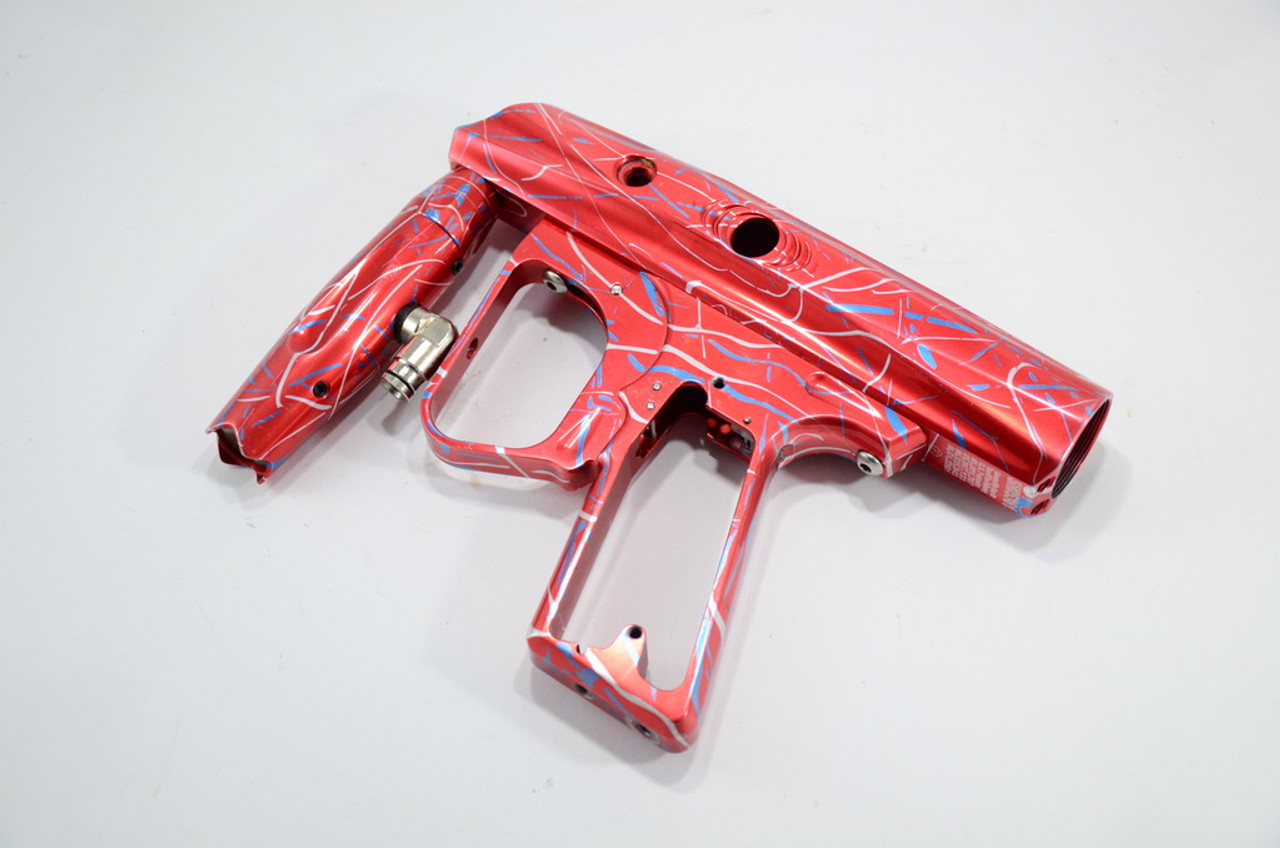 Smart Parts - Splash Anodized SFT Shocker Body Kit - Pink/Blue/White