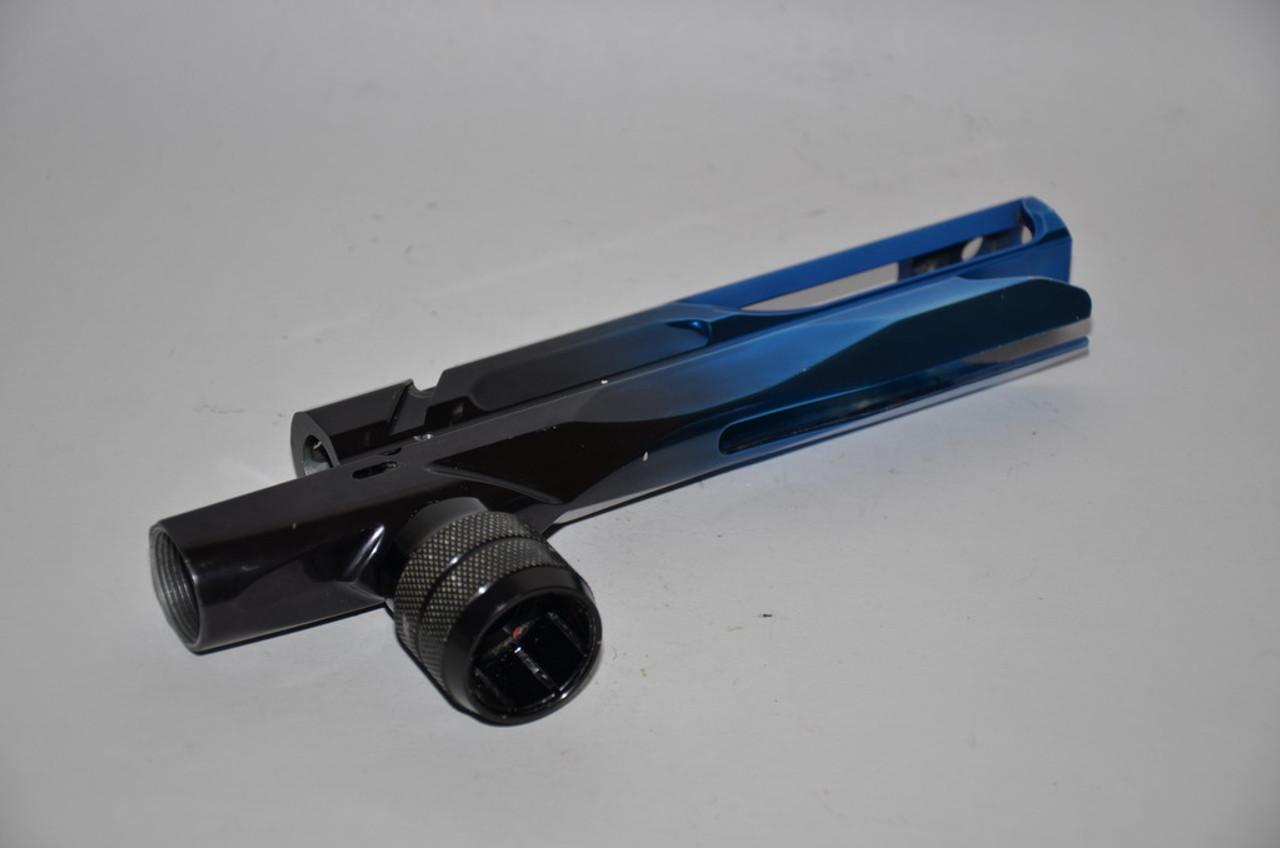 Bob Long Intimidator - 2k2 Lasoya Body Kit - Gloss Black / Gloss Blue Fade - RARE